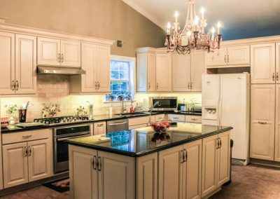 complete kitchen design remodel