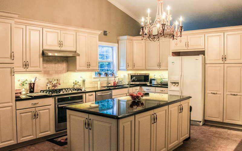 Complete Kitchen Remodel   Giovanni's Tile Design
