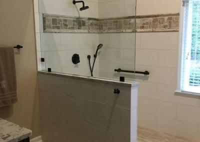 After - Remodeled Bathroom
